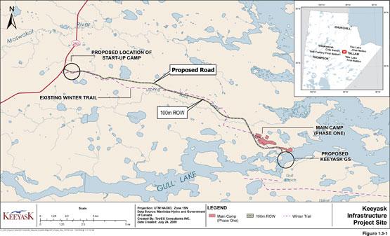 EA map