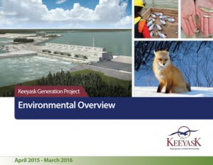 Keeyask Generation Project Environmental Overview