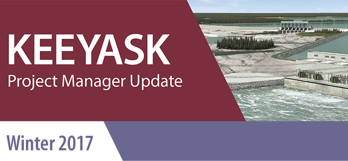 Manager Update Winter 2017