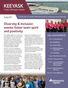 KPMU Newsletter - spring 2019 cover
