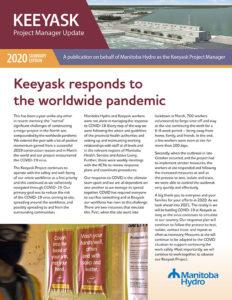KPMU Newsletter - 2020 Summary cover
